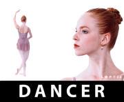 Ballet ruso modelo 3d