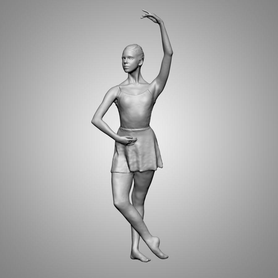 Ballet ruso royalty-free modelo 3d - Preview no. 4