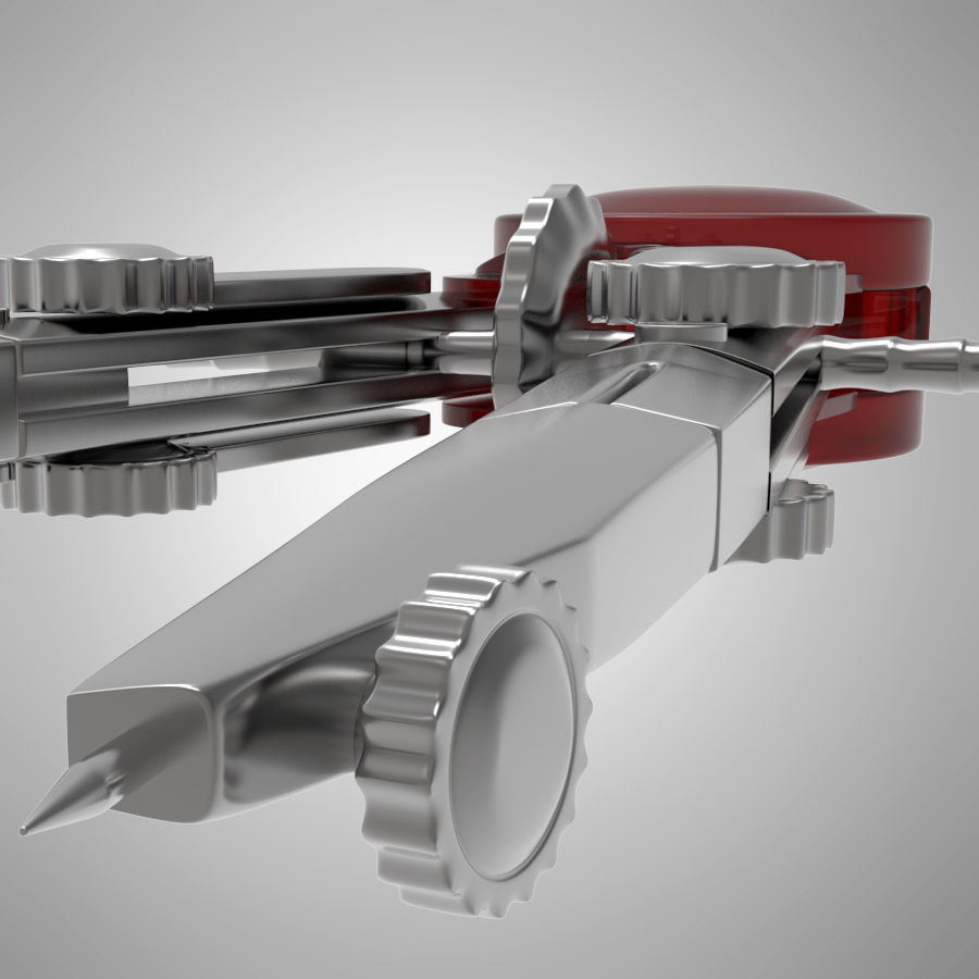 kompasy royalty-free 3d model - Preview no. 10