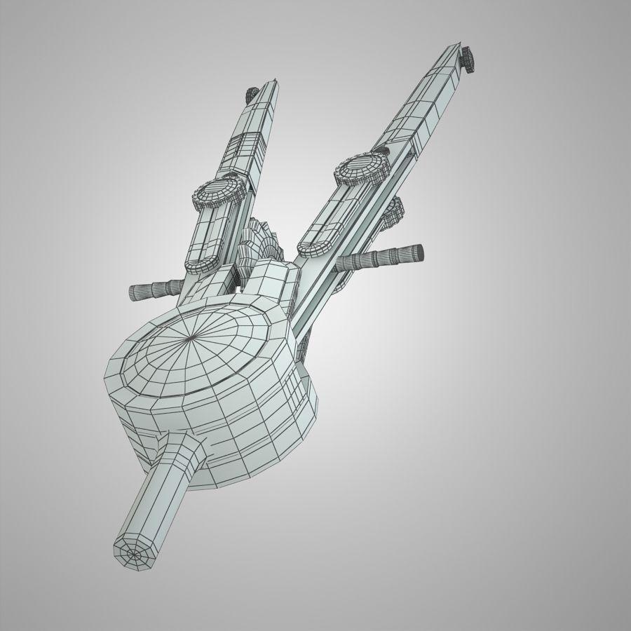 kompasy royalty-free 3d model - Preview no. 12