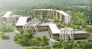 Recreation Complex 3d model