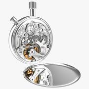 Hareket ile kronometre 3d model