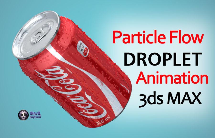 Coca cola royalty-free 3d model - Preview no. 1
