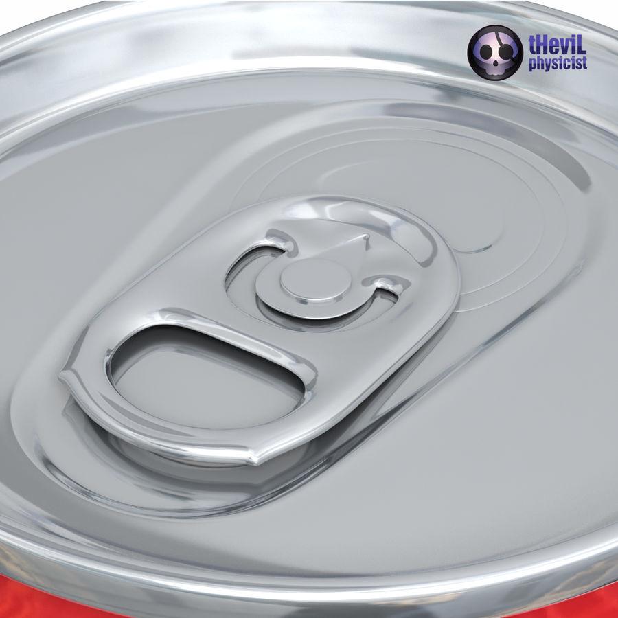 Coca cola royalty-free 3d model - Preview no. 8