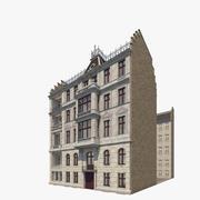 Berlin Residence Elssholzstrasse 12(室内/室外) 3d model