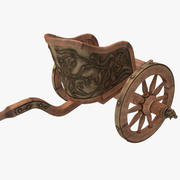 Roman Chariot Racing modelo 3d