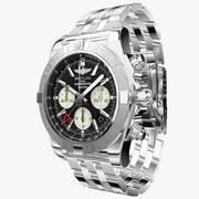 Breitling Chronomat GMT onyx 3d model