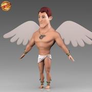 Cupido modelo 3d