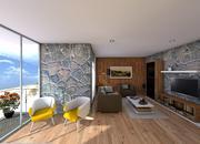 Casa al mare 3d model