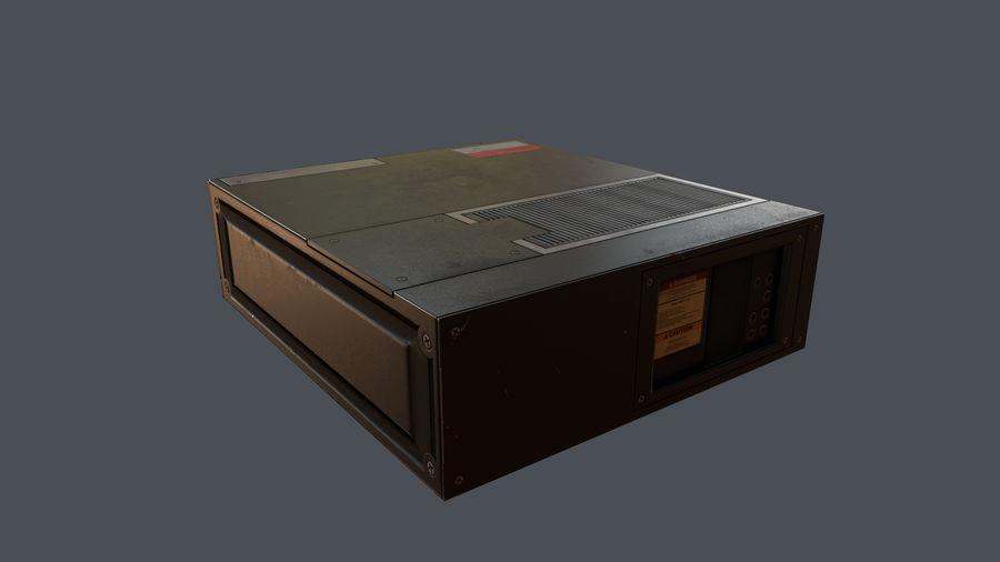 Dispositivo electrónico - Juego listo royalty-free modelo 3d - Preview no. 4