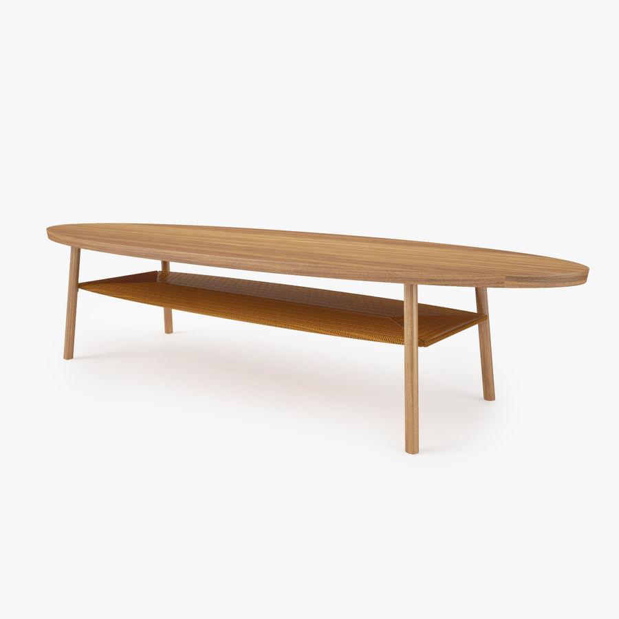 Table basse IKEA Stockholm modèle 7D $7 - .unknown .obj .max .fbx