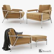 Sillón Busnelli Carpe Diem modelo 3d