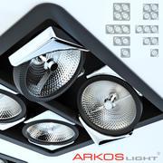 Arkoslight / Trimless Look 3d model