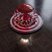 Nuclear bulb 3d model