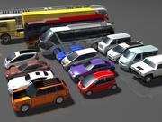 자동차 3d model