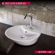 scrabeo SHAPE 45 3d model