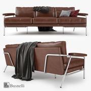 Busnelli Carpe Diem soffa 3d model