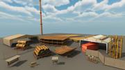 risorse di gioco del cantiere navale 3d model