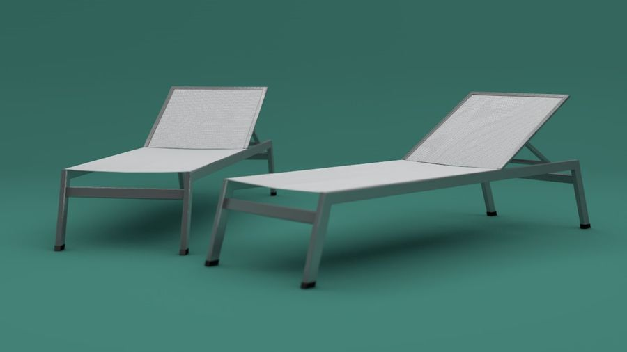 Indoor Swimming Pool royalty-free 3d model - Preview no. 11