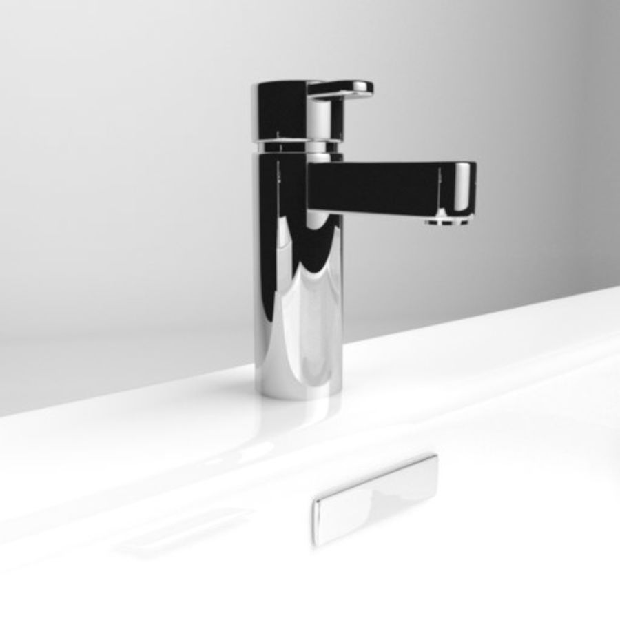 Sink Architech royalty-free 3d model - Preview no. 4