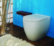 Toilet AXA One Evolution 3d model