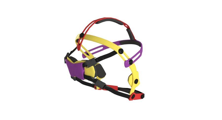 Приключенческая маска для GoPro royalty-free 3d model - Preview no. 4