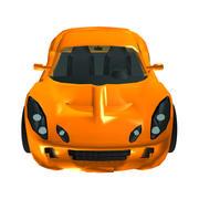 로터스 엘리스 3d model