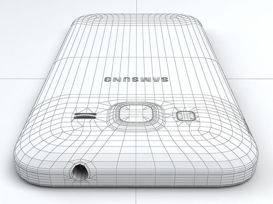 三星Galaxy Core Prime royalty-free 3d model - Preview no. 26