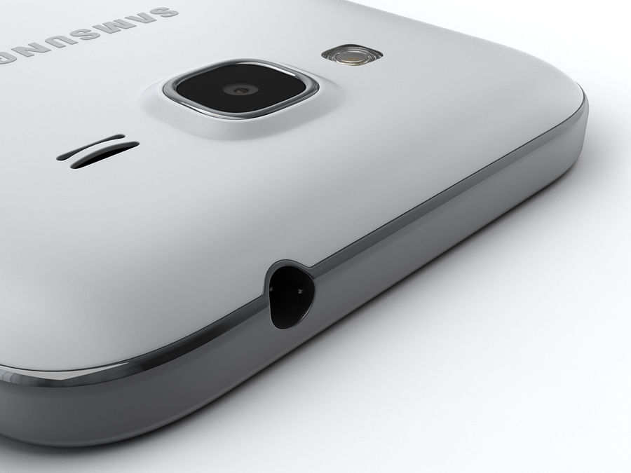三星Galaxy Core Prime royalty-free 3d model - Preview no. 21