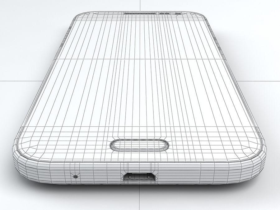 三星Galaxy Core Prime royalty-free 3d model - Preview no. 24