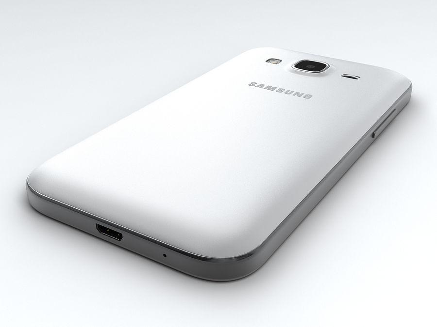 三星Galaxy Core Prime royalty-free 3d model - Preview no. 13