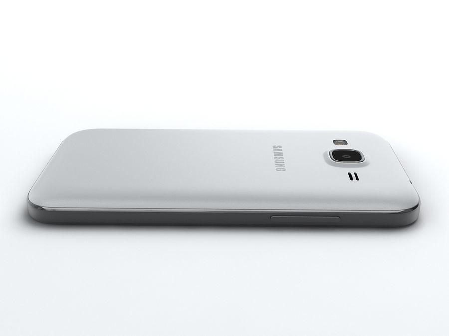 三星Galaxy Core Prime royalty-free 3d model - Preview no. 16