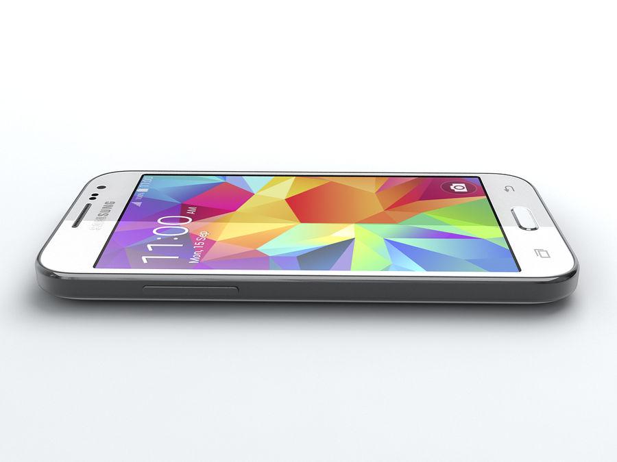 三星Galaxy Core Prime royalty-free 3d model - Preview no. 14