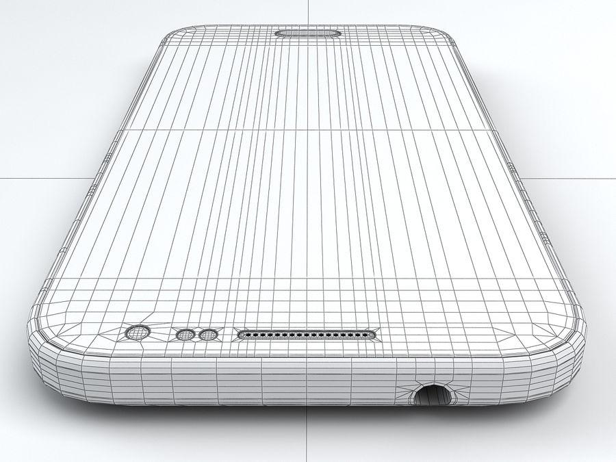 三星Galaxy Core Prime royalty-free 3d model - Preview no. 25