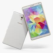 Samsung Galaxy Tab S 8.4 tablet 3d model