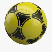 Ballon de foot t 3d model