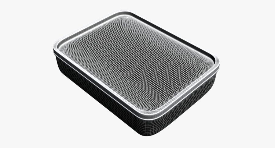 Lebensmittelbehälter royalty-free 3d model - Preview no. 11