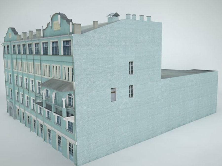 construção da cidade royalty-free 3d model - Preview no. 3