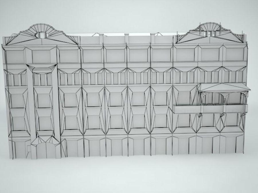 construção da cidade royalty-free 3d model - Preview no. 14