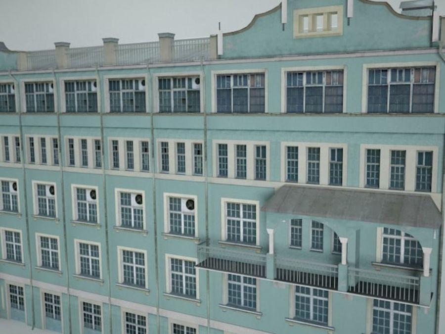 construção da cidade royalty-free 3d model - Preview no. 7