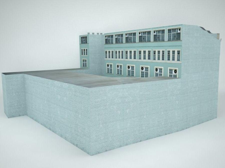 construção da cidade royalty-free 3d model - Preview no. 5
