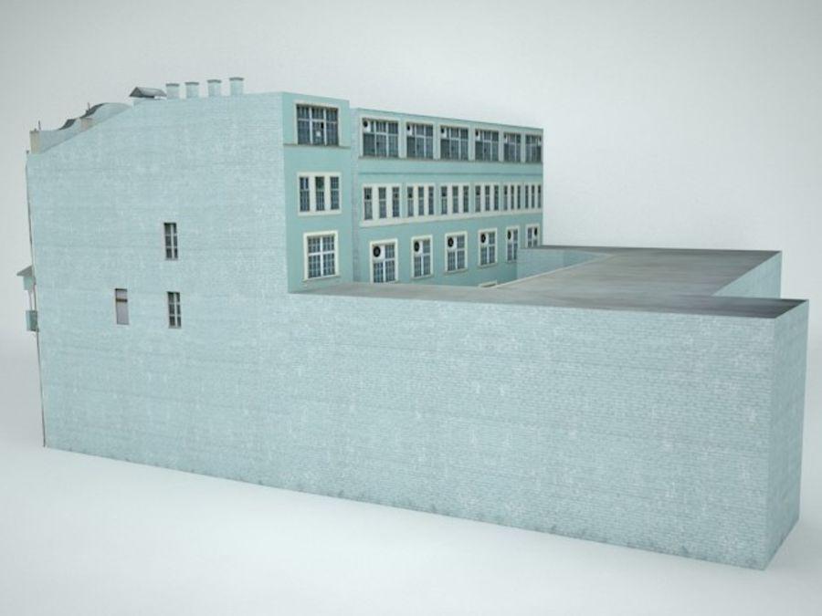 construção da cidade royalty-free 3d model - Preview no. 6