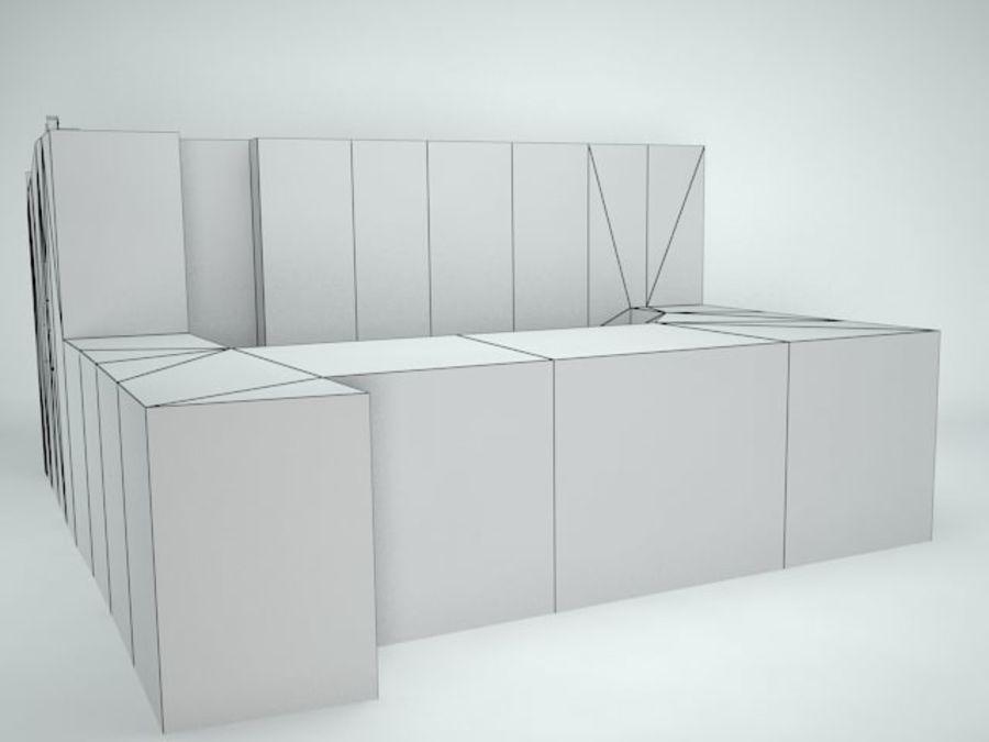 construção da cidade royalty-free 3d model - Preview no. 11