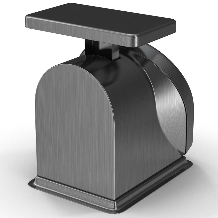 機械部制御スケール3Dモデル royalty-free 3d model - Preview no. 5