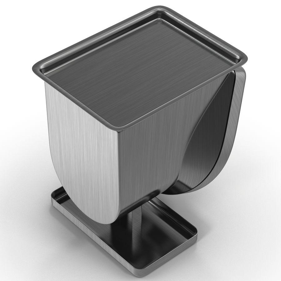 機械部制御スケール3Dモデル royalty-free 3d model - Preview no. 9