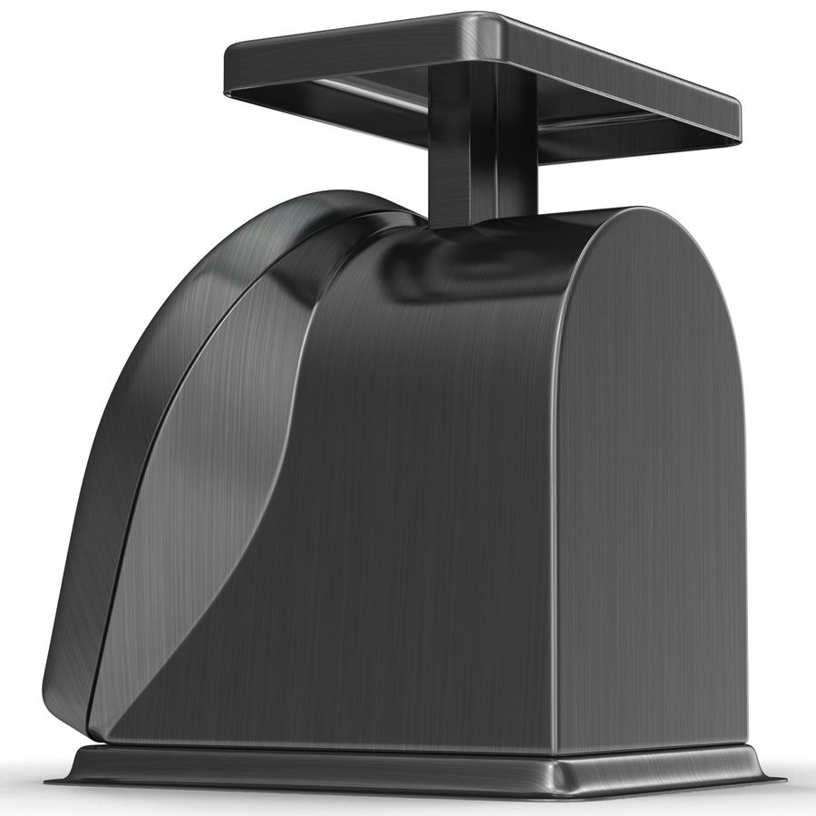 機械部制御スケール3Dモデル royalty-free 3d model - Preview no. 6
