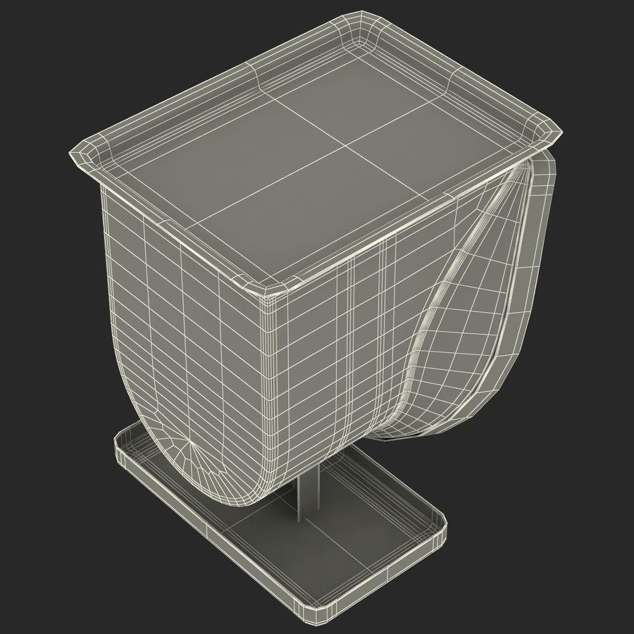 機械部制御スケール3Dモデル royalty-free 3d model - Preview no. 20