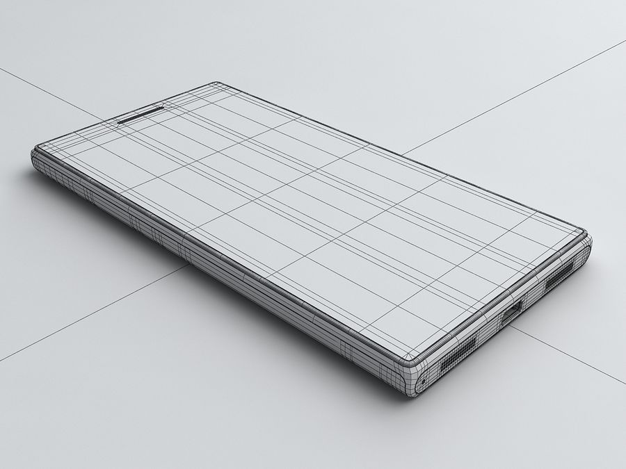 Lenovo P70 royalty-free 3d model - Preview no. 17