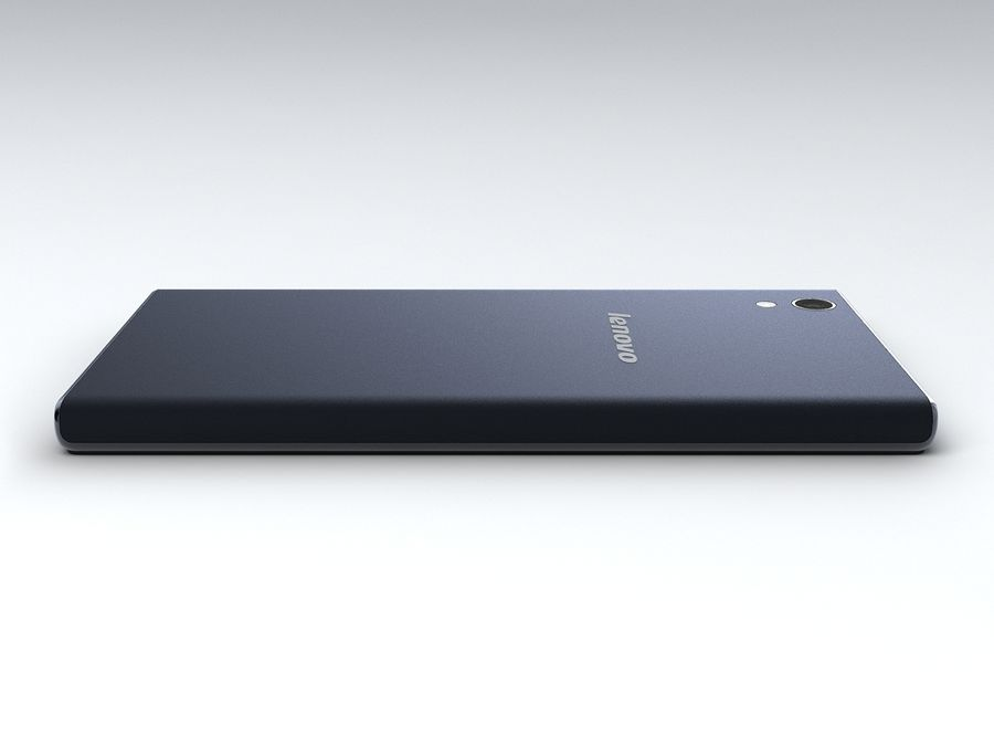 Lenovo P70 royalty-free 3d model - Preview no. 10