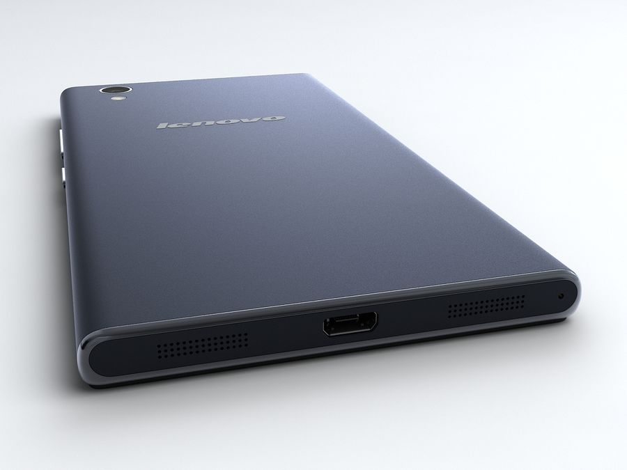 Lenovo P70 royalty-free 3d model - Preview no. 8